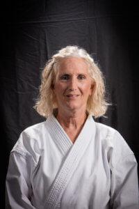 Sensei Diane Sarnataro