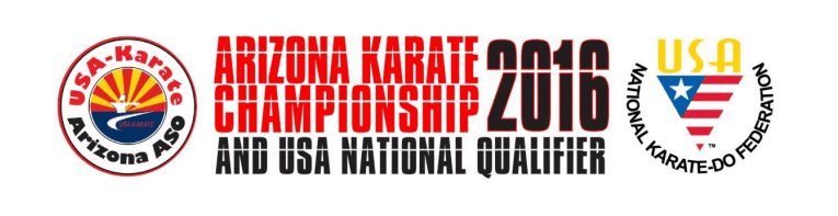2016 Arizona Karate Championship