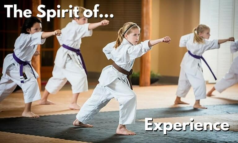 The Spirit of Experience - Karate School Ahwatukee