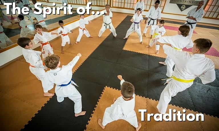 The Spirit of Tradition - Arizona Karate School