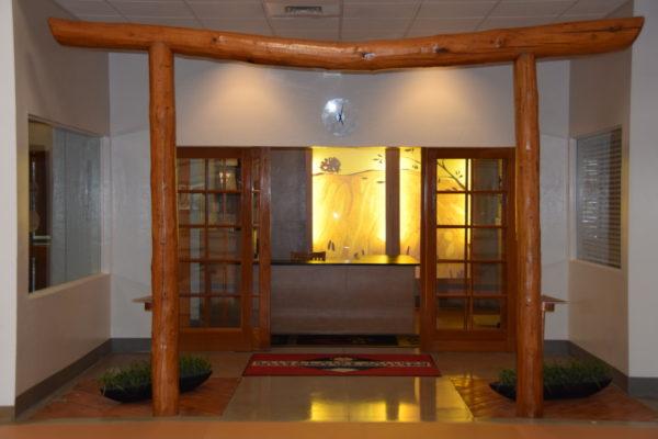 Mountainside Martial Arts Center - Dojo entrance