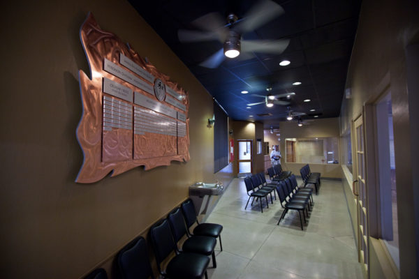 Mountainside Martial Arts Center - Observation Room 2