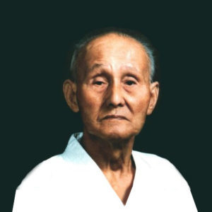 Hironori Ohtsuka - Japanese Karate Master
