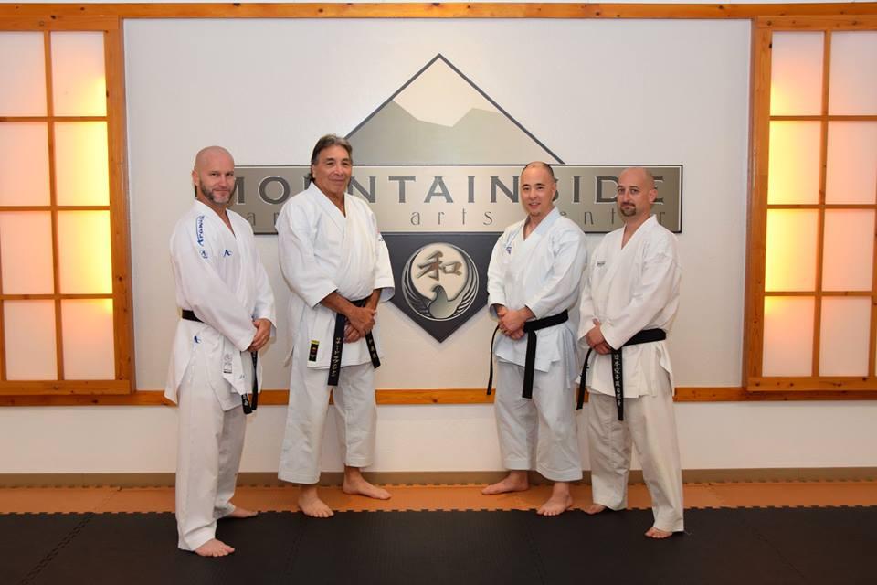 Guest instructors Dustin Baldus - Chad Eagan - Patrick Martin