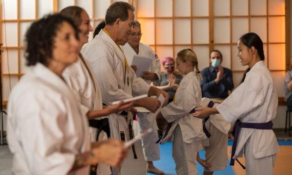 Karate Training in Ahwatukee, AZ